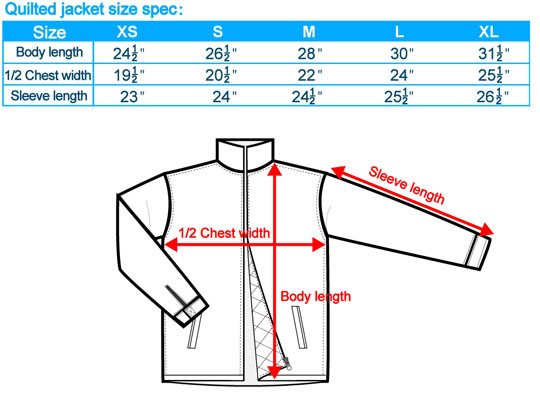 size-list-quilted jacket-20100416