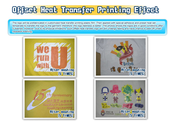 Guide-Offset Heat Transfer Printing Effeet-T-shirt_Uniform-standard