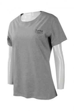 T839 Grey Shirts For Women Design Singapore