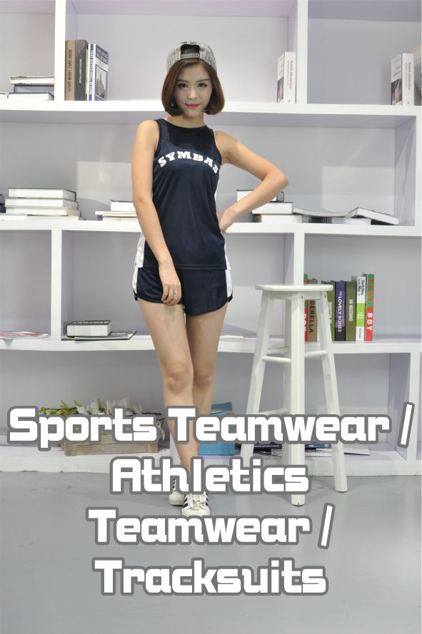 Model Show-Sports Teamwear / Athletics Teamwear /