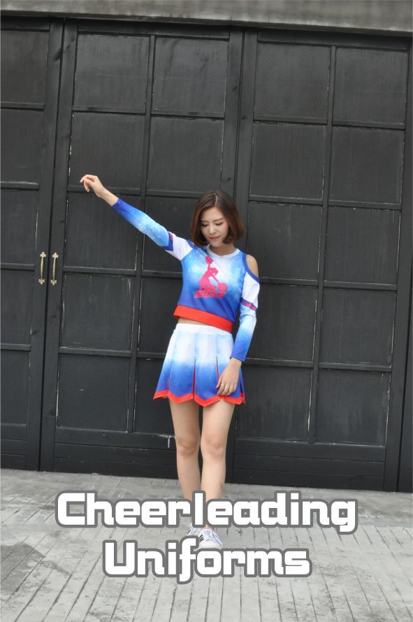 Model Show-Cheerleading Uniforms