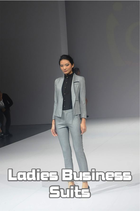 Model Show-Ladies Business Suits