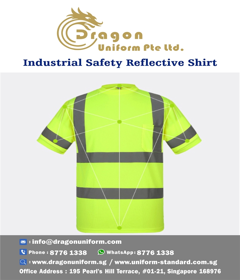 Industrial Safety Reflective Shirt